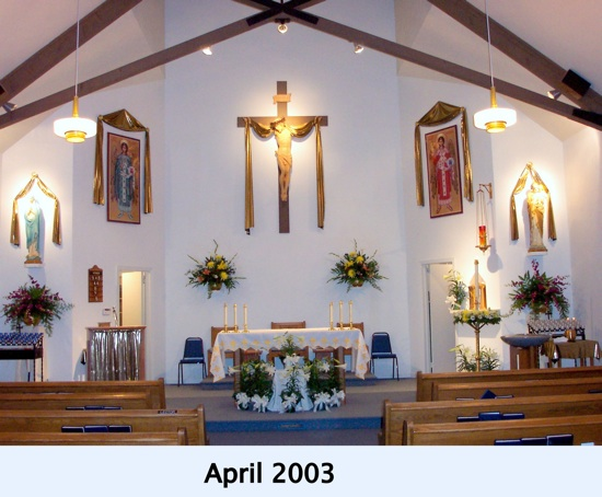 Awesome church renovation! | A Blog for Dallas Area Catholics