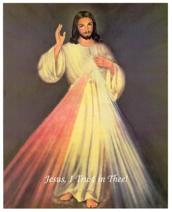 Divine Mercy Sunday at St. Peter the Apostle « A Blog for Dallas ...