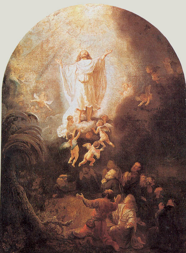 Ascention of the Lord dans immagini sacre asccension_munich