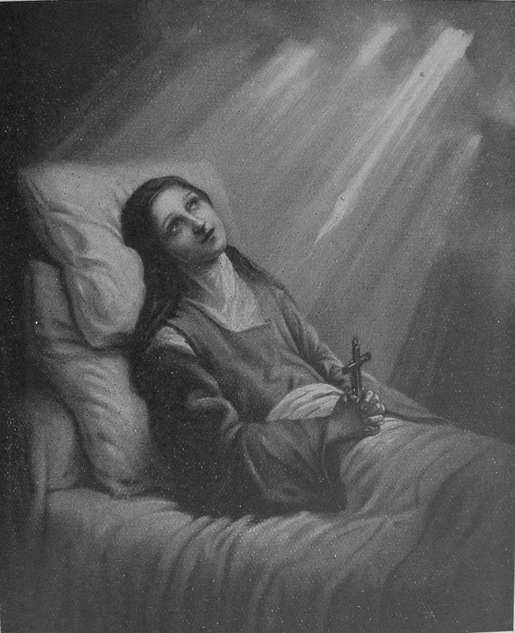 Today Is The Feast Of St Therese Of The Child Jesus And