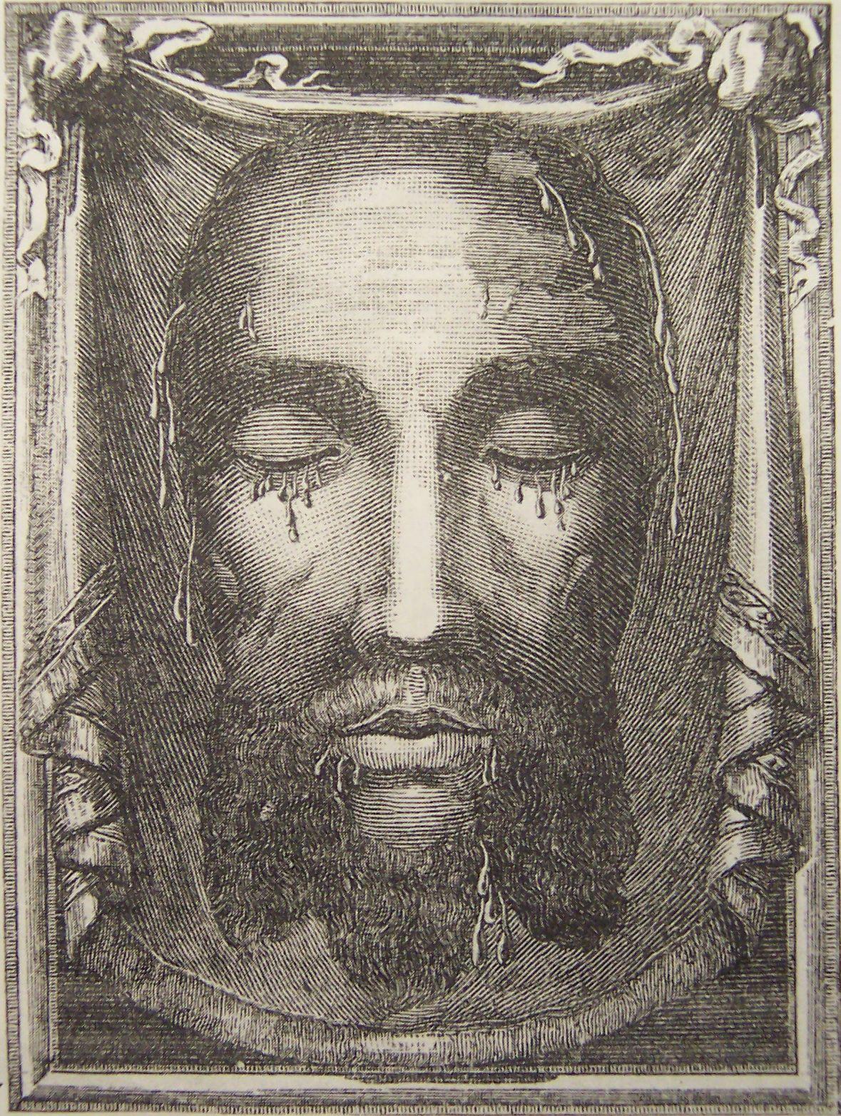 Prayer Holy Face of Jesus