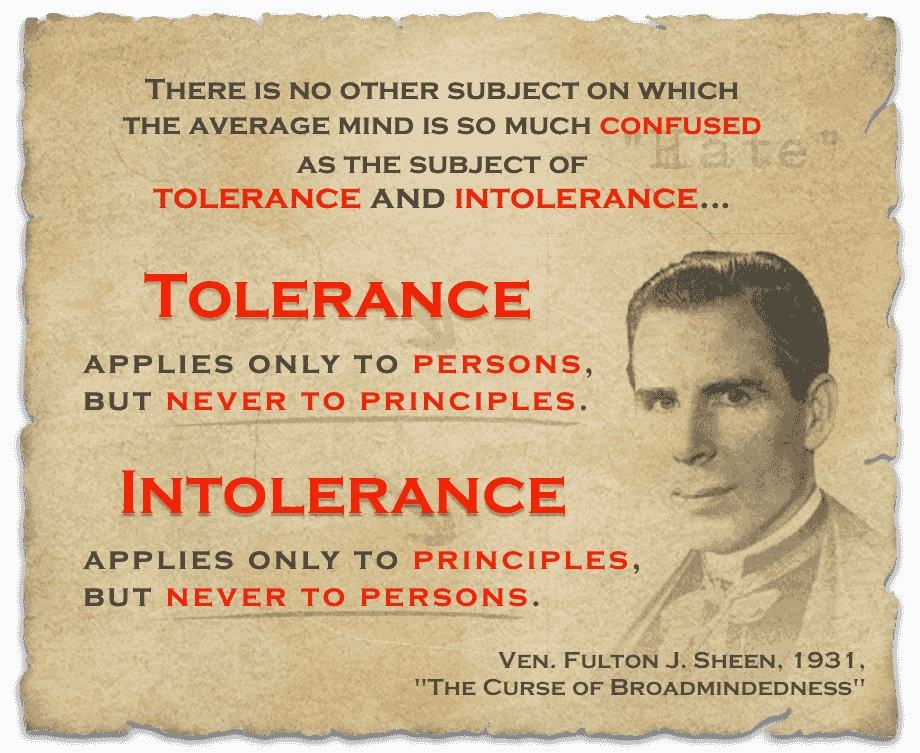 Bishop Sheen Quotes: Bishop Sheen Is A Man For Our Times
