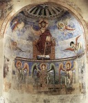 Christ in Majesty_Romanesque Painter