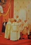 pope john throne