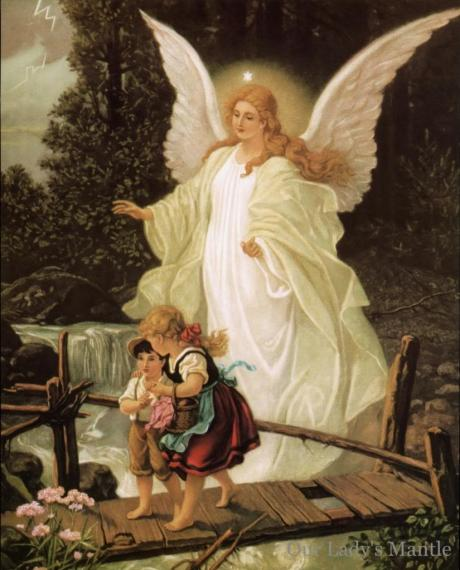 Begin Novena For The Holy Guardian Angels Today A Blog