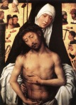 Virgin Showing the Man of Sorrows_MEMLING, Hans