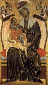 Madonna and Child_COPPO DI MARCOVALDO