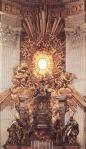 Throne of St Peter_BERNINI, Gian Lorenzo