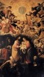 Adoration of the Name of Jesus_ROELAS, Juan de las