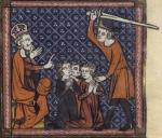 Protus and Hyancinth _Martyrdom