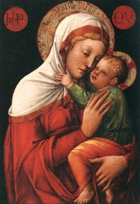 Madonna and Child_BELLINI, Jacopo