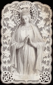 She is the joy of the just and the hope of sinners. Bouasse Lebel 806