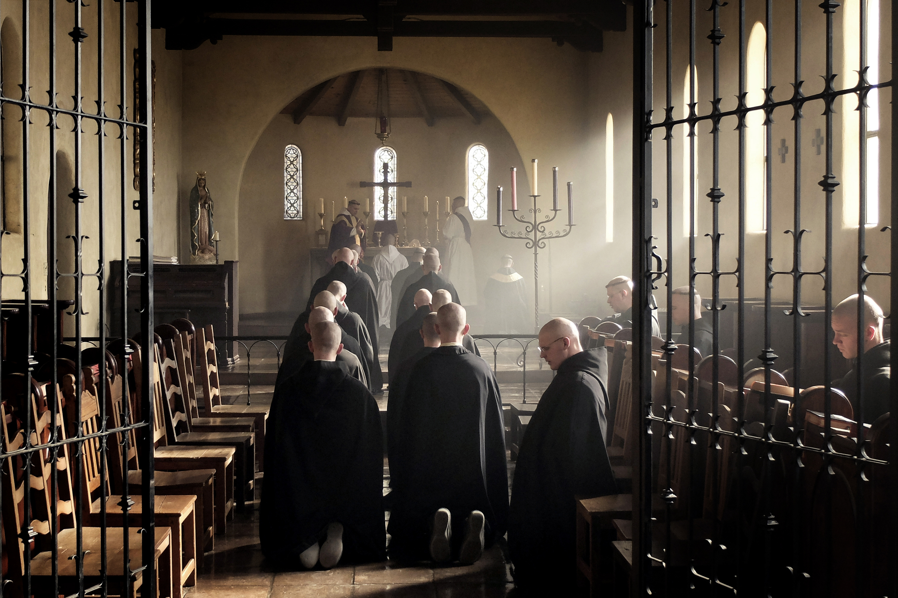 catholic monastic life The role of catholic monks and nuns  and a few devote themselves to a cloistered life of contemplative  and the monks or nuns live a monastic type of.