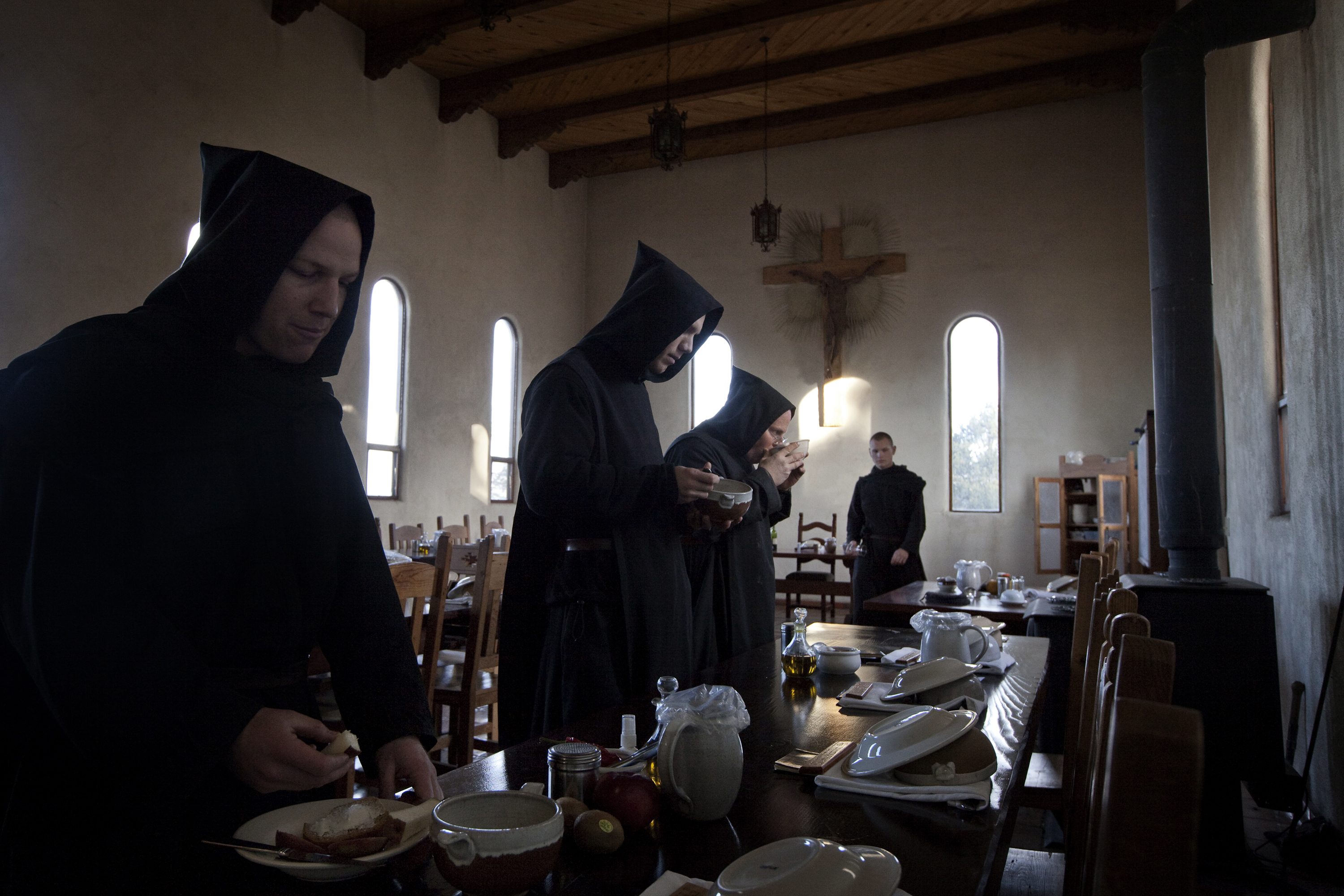 Awesome Article Video On Traditional Benedictine Monastery