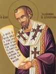 Saint John Chrysostom Relic Translation