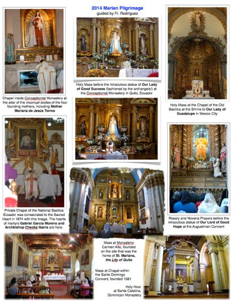 2014 Marian Pilgrimage