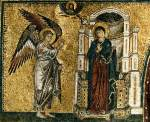 01 Annunciation - Jacopo Torriti 1296