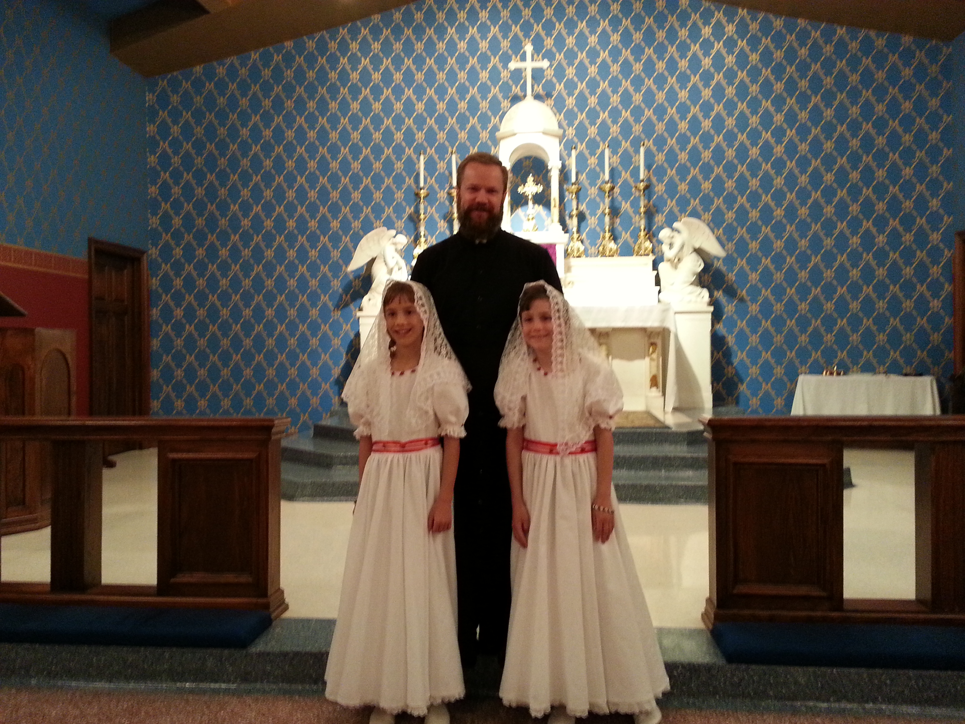 Catholic confirmation dresses for teenage girls these girls studied
