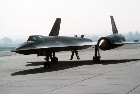 Lockheed SR-71 Blackbird (2)
