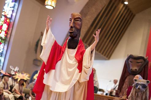 More Minneapolis Liturgical Abuse This Time With Moloch