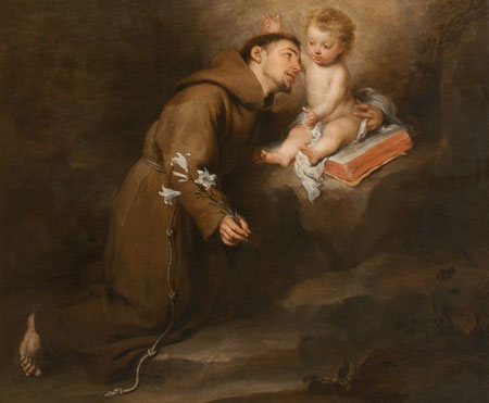 Novena To St Anthony Of Padua Starts Today A Blog For