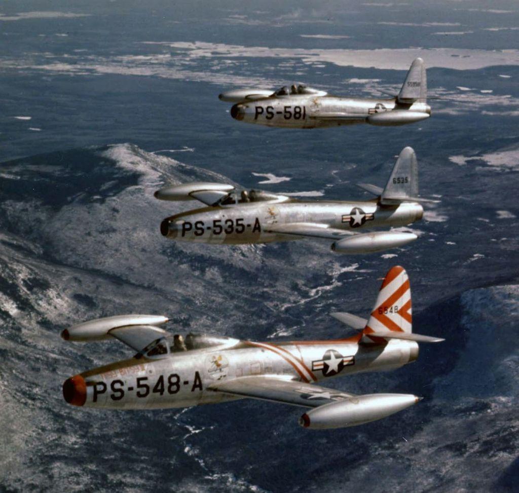 "Flightline Friday Returns! F-84H ""Thunderscreech"" | A Blog ..."