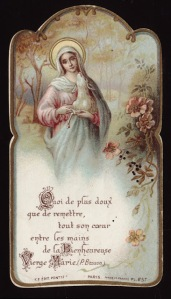 What is sweeter than putting one's whole heart into the hands of the Blessed Virgin Mary- copy