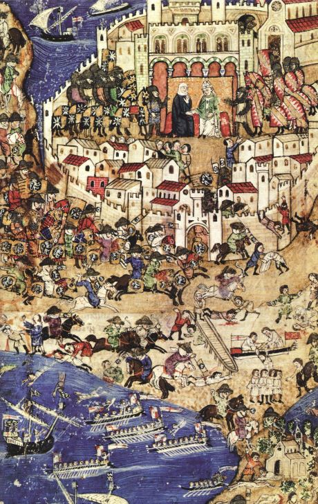 Sack of Tripoli 1289