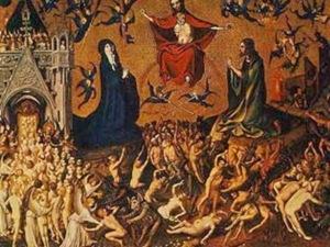 Oracion para que las animas del Purgatorio concedan una peticion