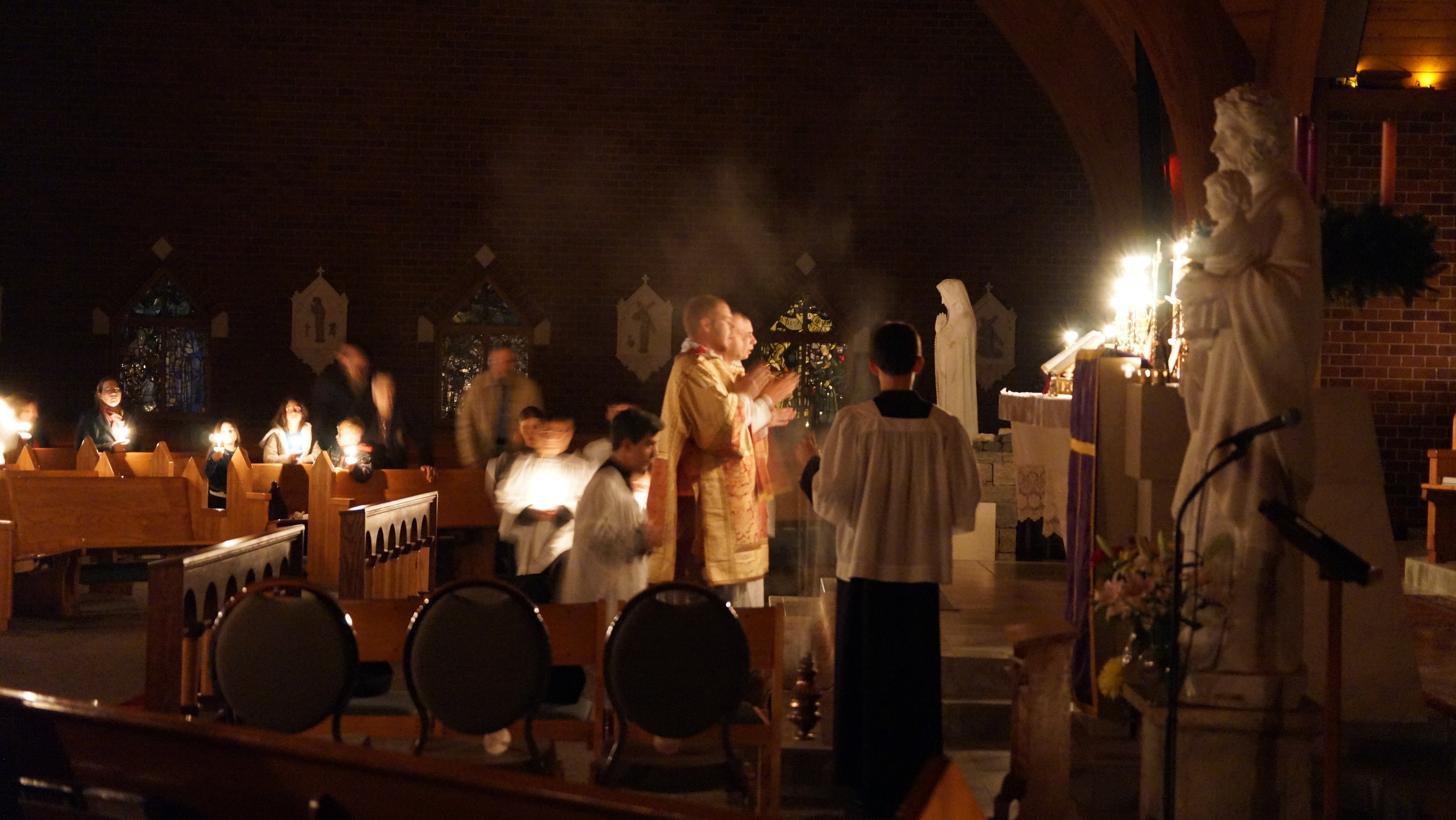 I Really Really Want A Rorate Mass A Blog For Dallas