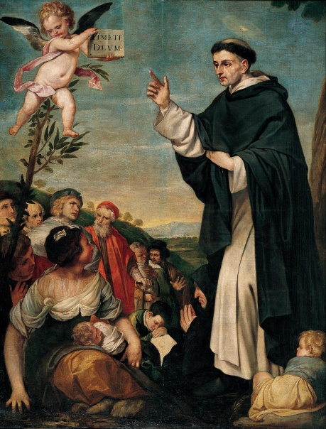 Alonso_Cano_-_St._Vincent_Ferrer_Preaching_-_Google_Art_Project