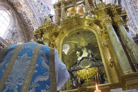 blue vestments iii
