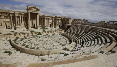 ISIL Explodes Ancient Temple at Syria's Palmyra Ruins
