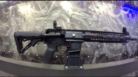 crusader gun image
