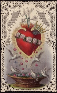 Doves and the Heart of Mary (1)