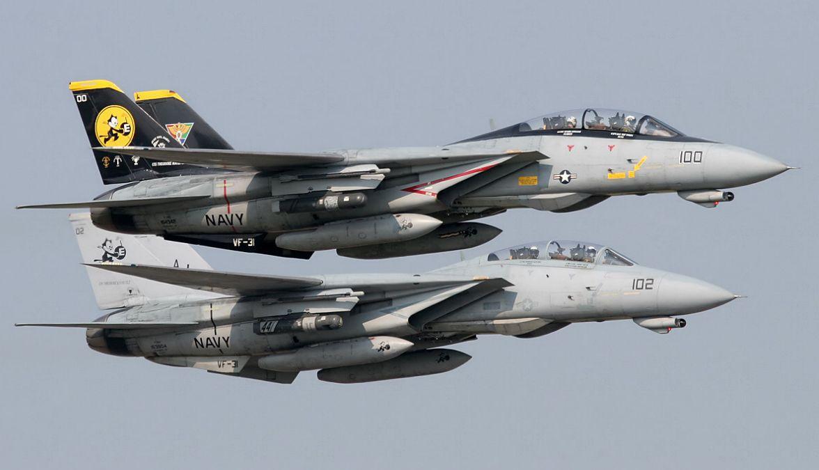 F 14 Super Tomcat Flightline Frid...