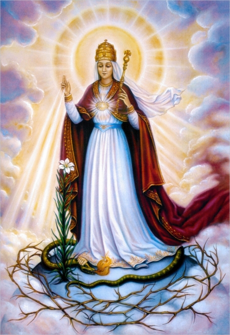 I know this is not Our Lady of Fatima per se I just like the pic