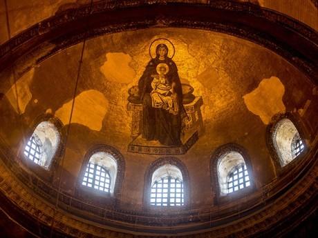 Hagia-Sophia-dome-Getty