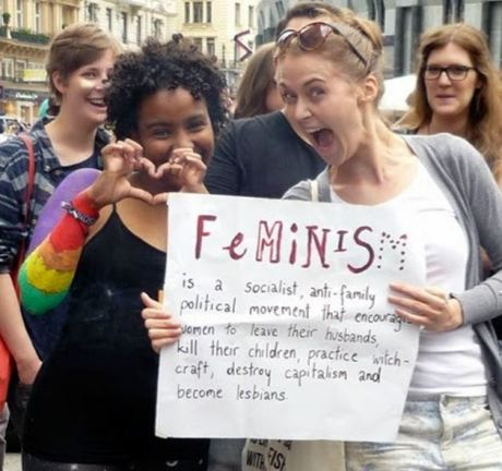 feminism_socialist_protest_poster