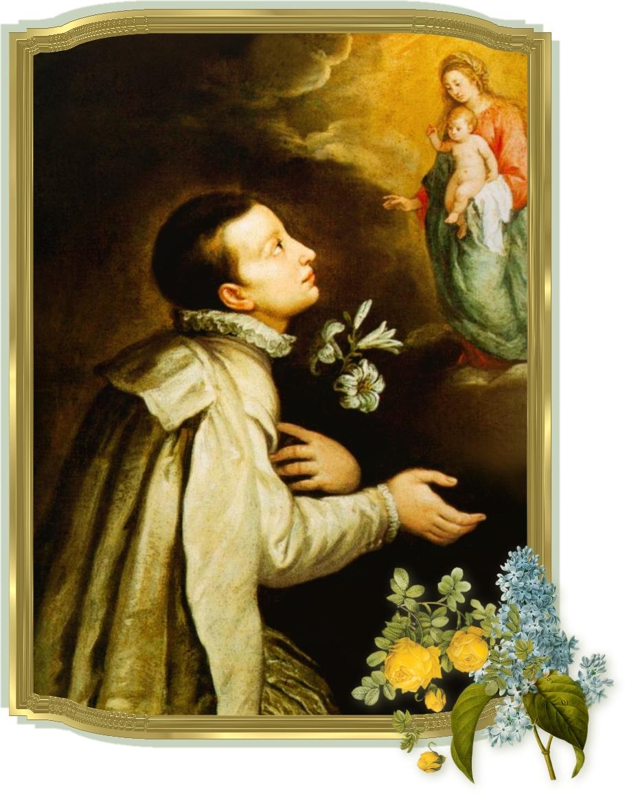 The Four Sacred Devotions That Drove Saint Aloysius Gonzaga
